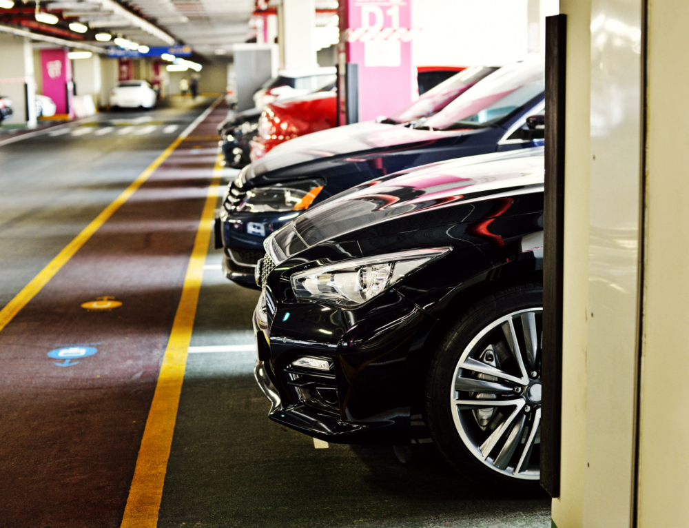 Managing the Logistics of Your Parking Garage Restoration