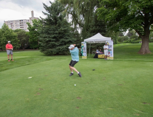 Humber Bay Shores 13th Annual Golf Tournament